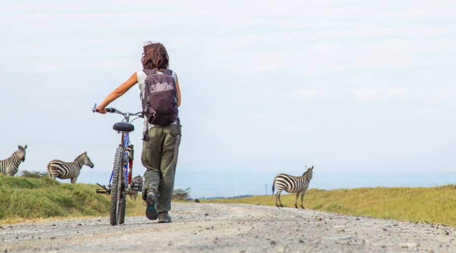 Naivasha - safari a piedi