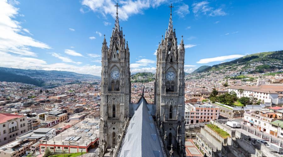 Quito - Basilica