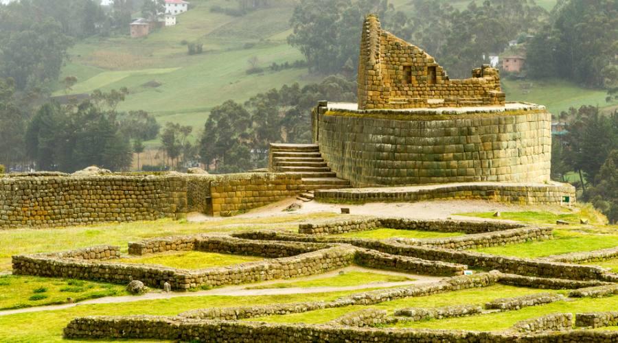 Ingapirca - Sito archeologico Inca