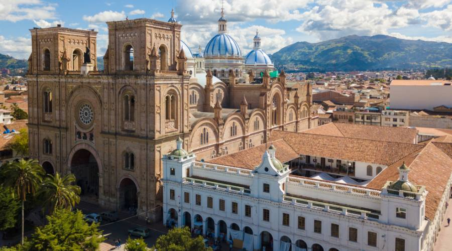 Cuenca - Cattedrale dell'Immacolata Concezione