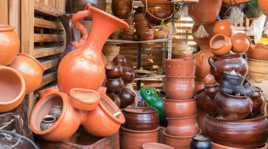 Cuenca - terracotta