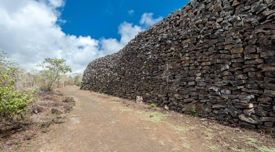 Isola Isabela - Muro de Las Lagrimas