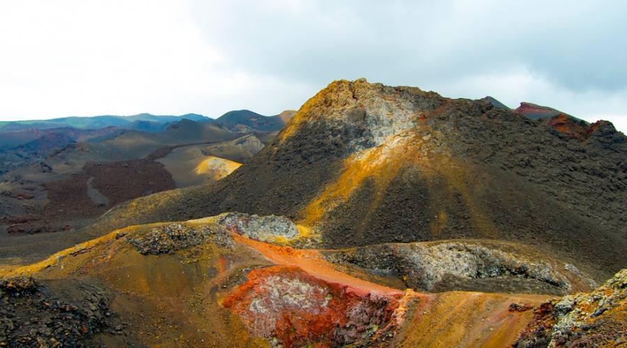 Isola Isabela - Vulcano di Sierra Negra