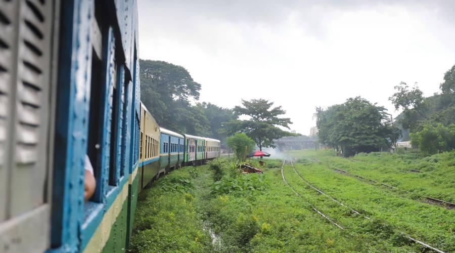 Yagon - Circular Train