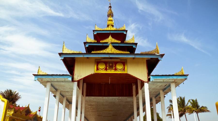 Lago Inle - Tempio Buddista