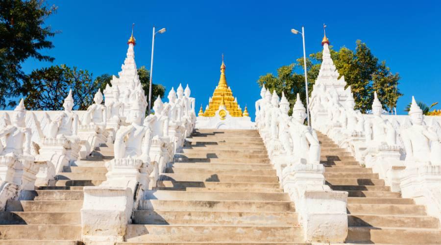Mandalay - Pagoda di Settawya