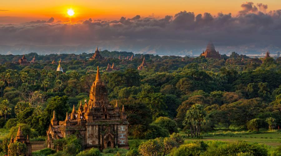 Bagan - Templi