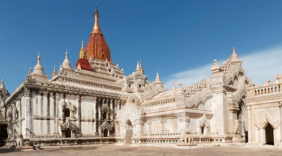 Bagan - Tempio Ananda