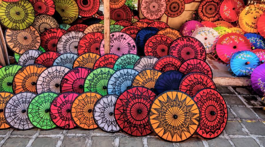 Bagan - Nyaung-u-Market