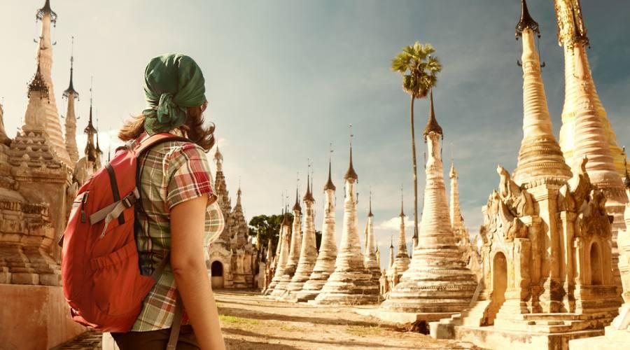 Viaggio Zaino in Spalla - Myanmar