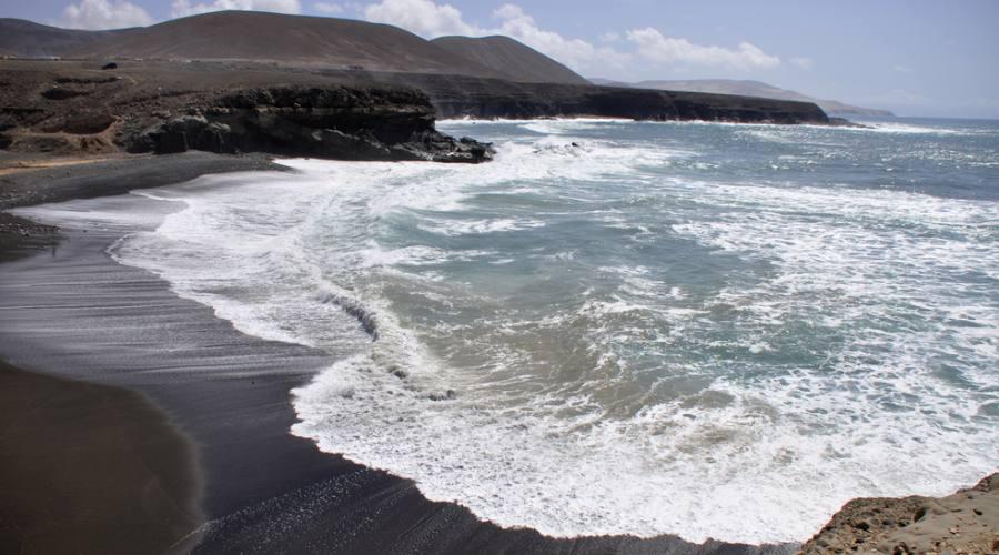 Fuerteventura - Spiaggia nera