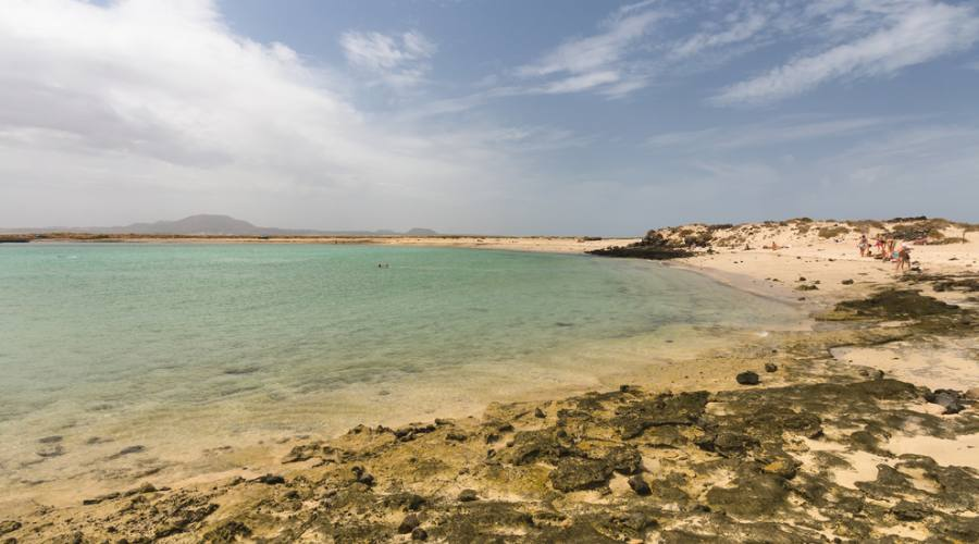 Fuerteventura - Playa de la Concha