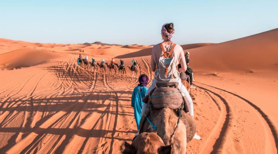 Viaggio Zaino in Spalla - Marocco