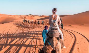 Tour: kasba, mercati e deserto