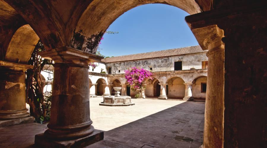 Antigua - Convento dei Cappuccini