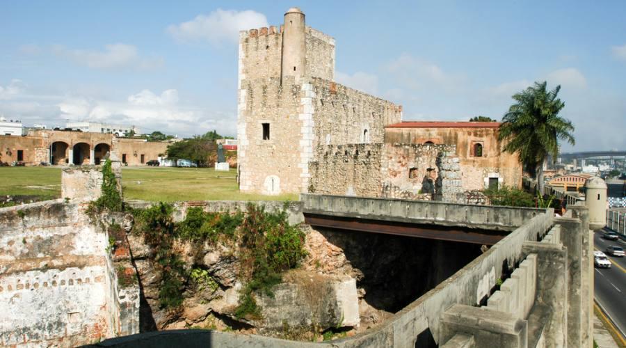 Santo Domingo - Alcazar de Colon