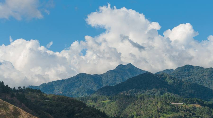 Boquete - Vulcano Barù