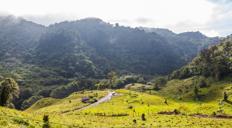 Trekking nel Quetzal Trail