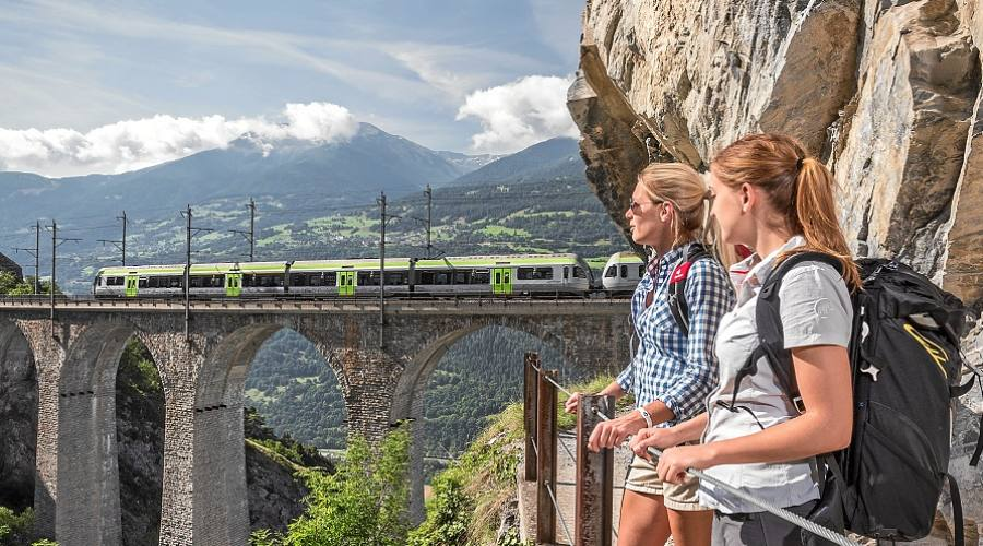Trenino Verde delle Alpi