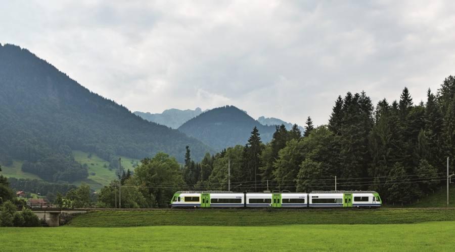 Trenino Verde delle Alpi - paesaggi