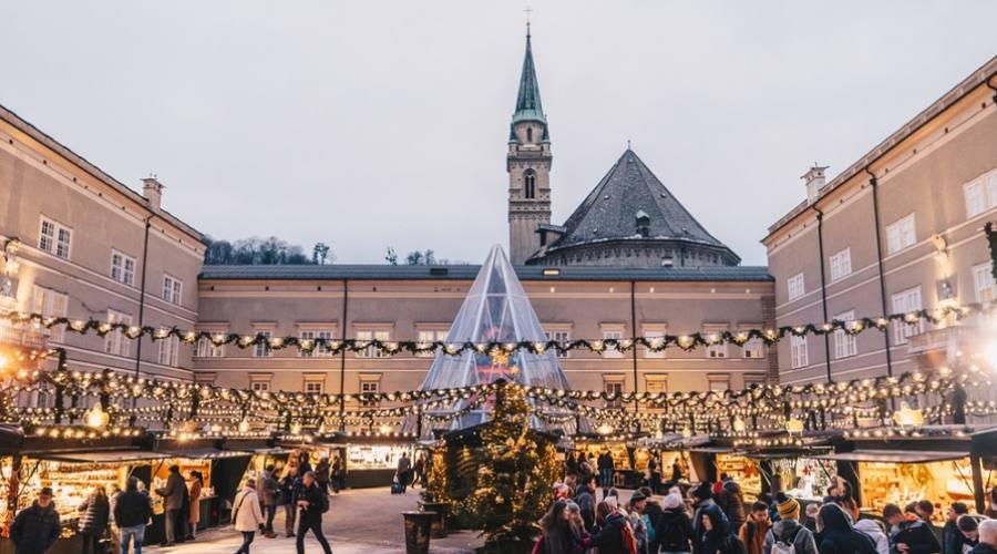Mercatini di Natale Salisburgo - Austria