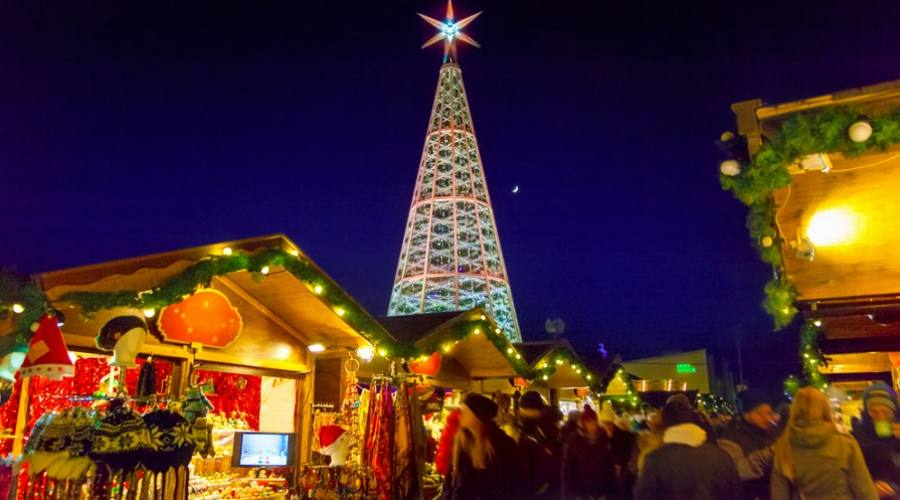 Mercatini Natale Innsbruck - Austria