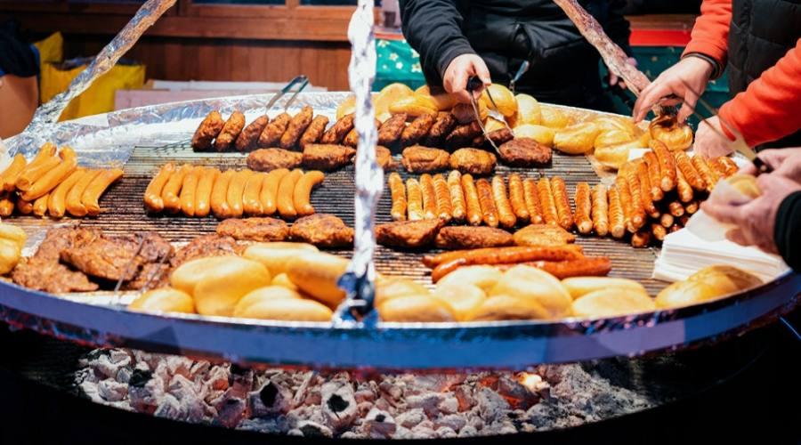 Cucina tradizionale natalizia