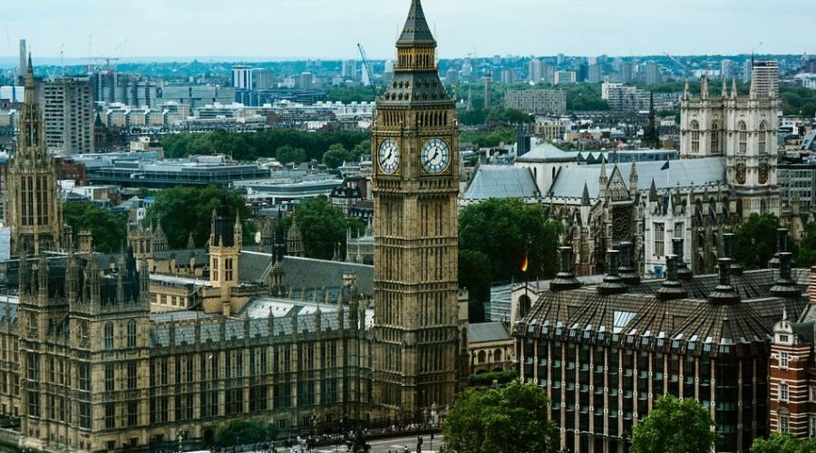 Londra e il Big Ben