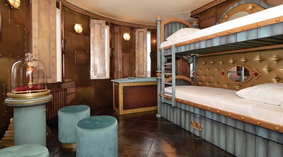 Efteling hotel - Gilded Suite per 5 persone