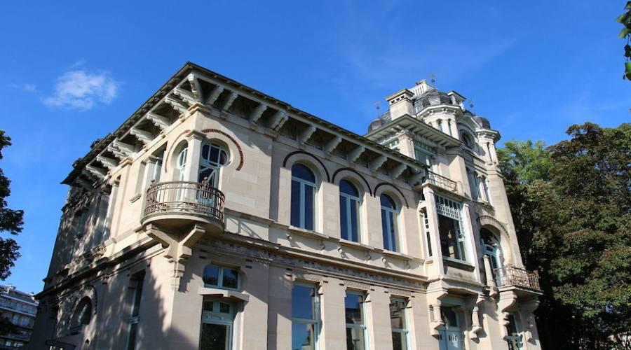 Chateau Delune Bruxelles