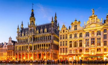 Soggiorno nella capitale d'Europa
