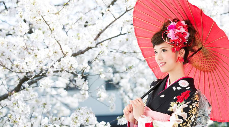 I Kimono sono colaratissimi!!
