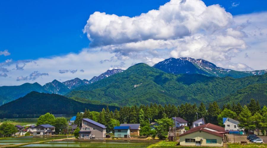 Il Monte Komagatake