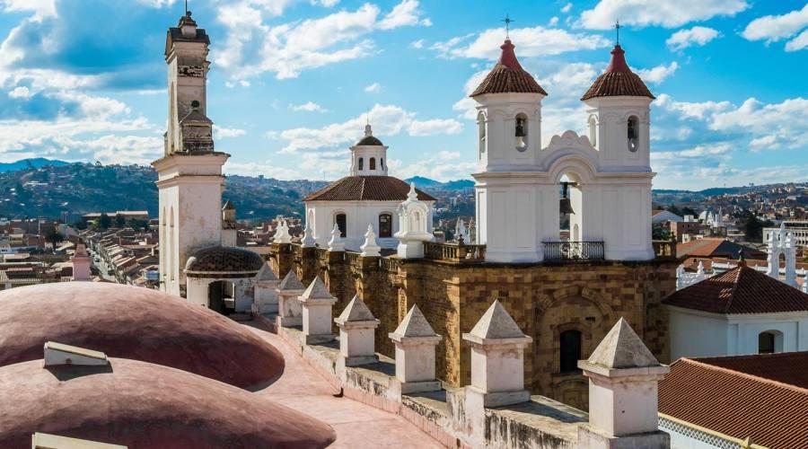 Monastero di San Felipe Neri a Sucre