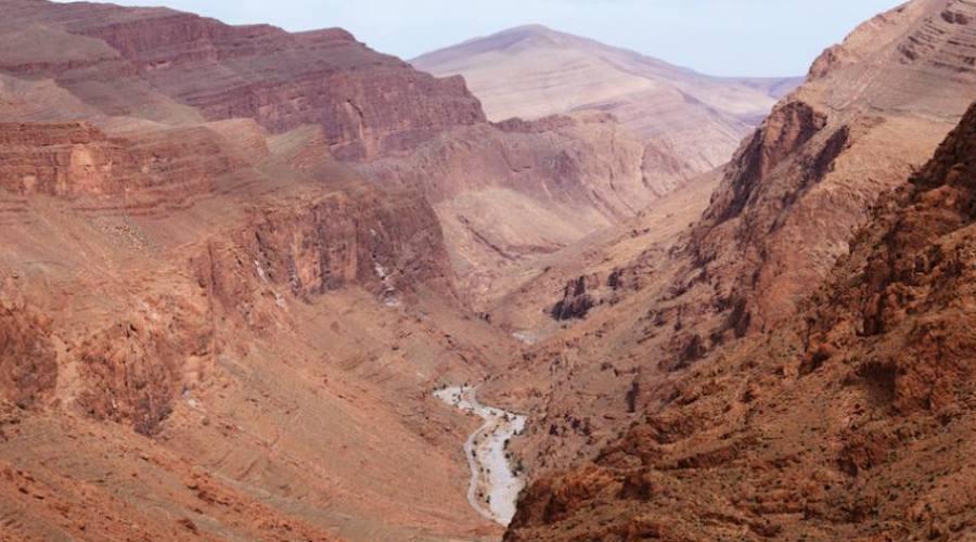 Il canyon di Todra