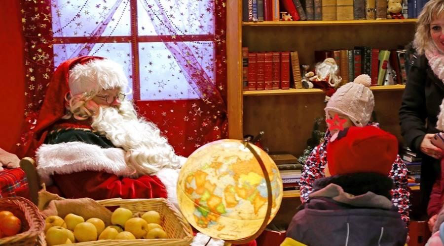 Ufficio di Babbo Natale - Montreux Natale copyright