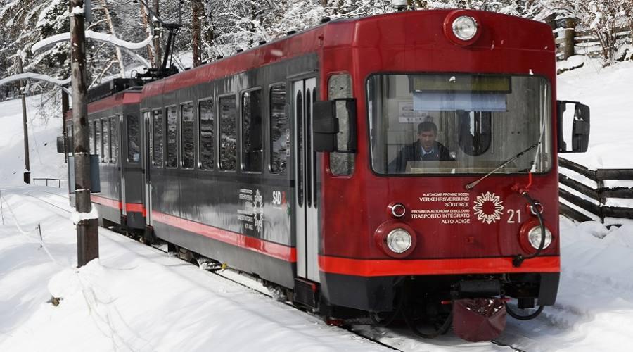 Trenino del Renon - foto by Klaus Demar