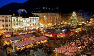 Scopri i Mercatini di Natale del Südtirol viaggiando in treno