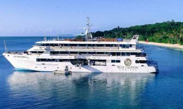 Blue Lagoon Cruises & Mamanucas islands, incanto fijiano