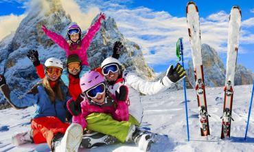 Val di Fassa e Val di Fiemme sugli sci in una settimana
