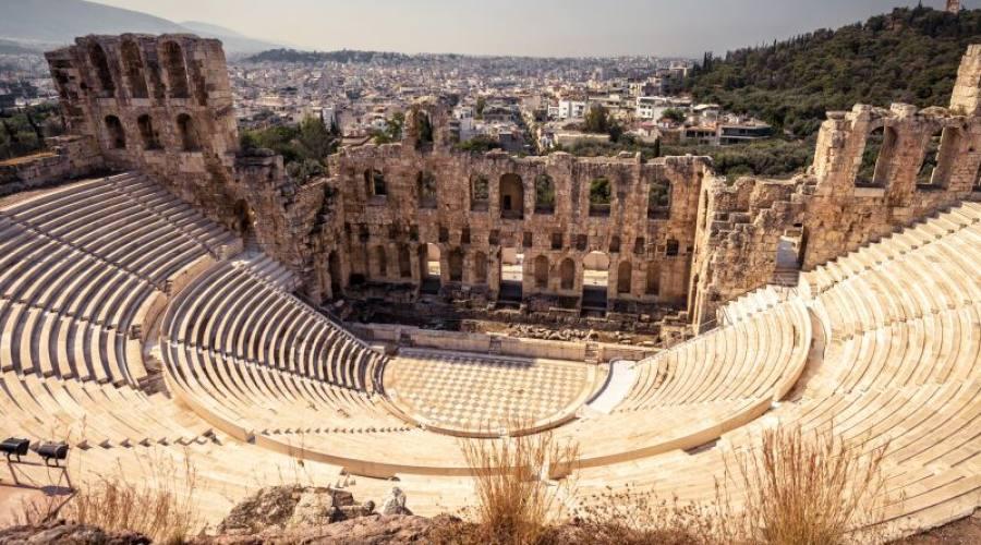 Anfiteatro greco