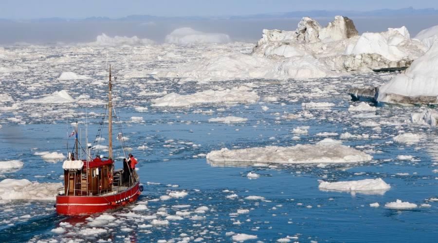Paeaggio artico