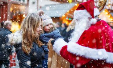 Incontra Babbo Natale e visita due dei più caratteristici Mercatini svizzeri