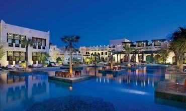 Raffinato Hotel 5 stelle affacciato sul Golfo Persico