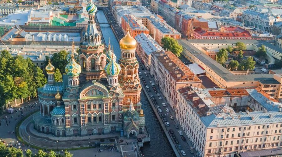 San Pietroburgo - Basilica del Sangue Versato