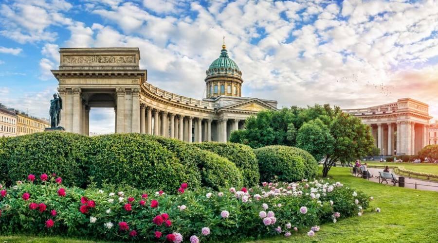 San Pietroburgo - La Cattedrale