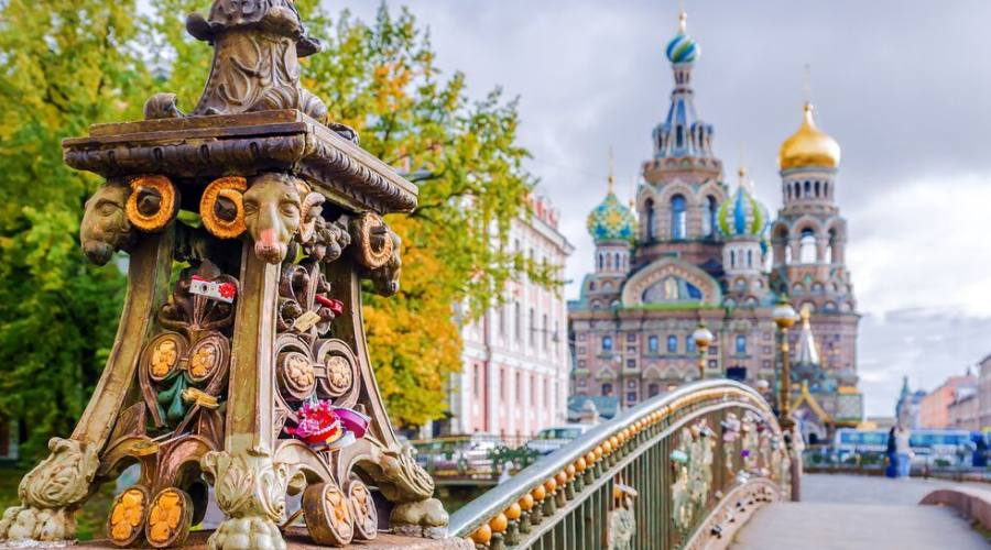 San Pietroburgo - Ponte
