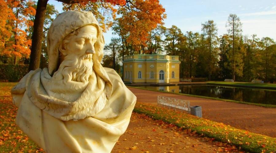 San Pietroburgo - Residenza Pushkin