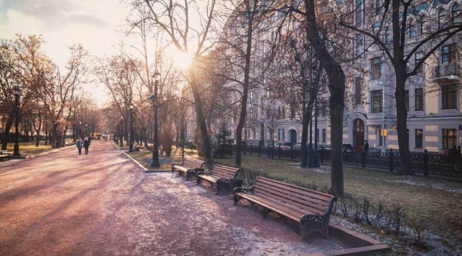 Mosca - Gogol Boulevard