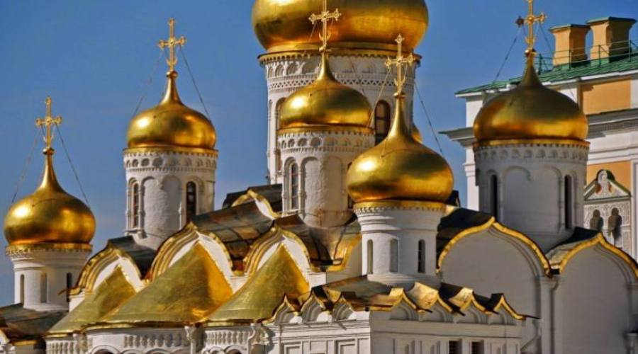 Mosca - Cattedrali nel Cremlino